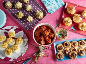 Birthday Party BBQ Food Ideas