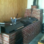 Brick BBQ Grill and Smoker Plans