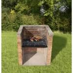 Brick BBQ Grill Set