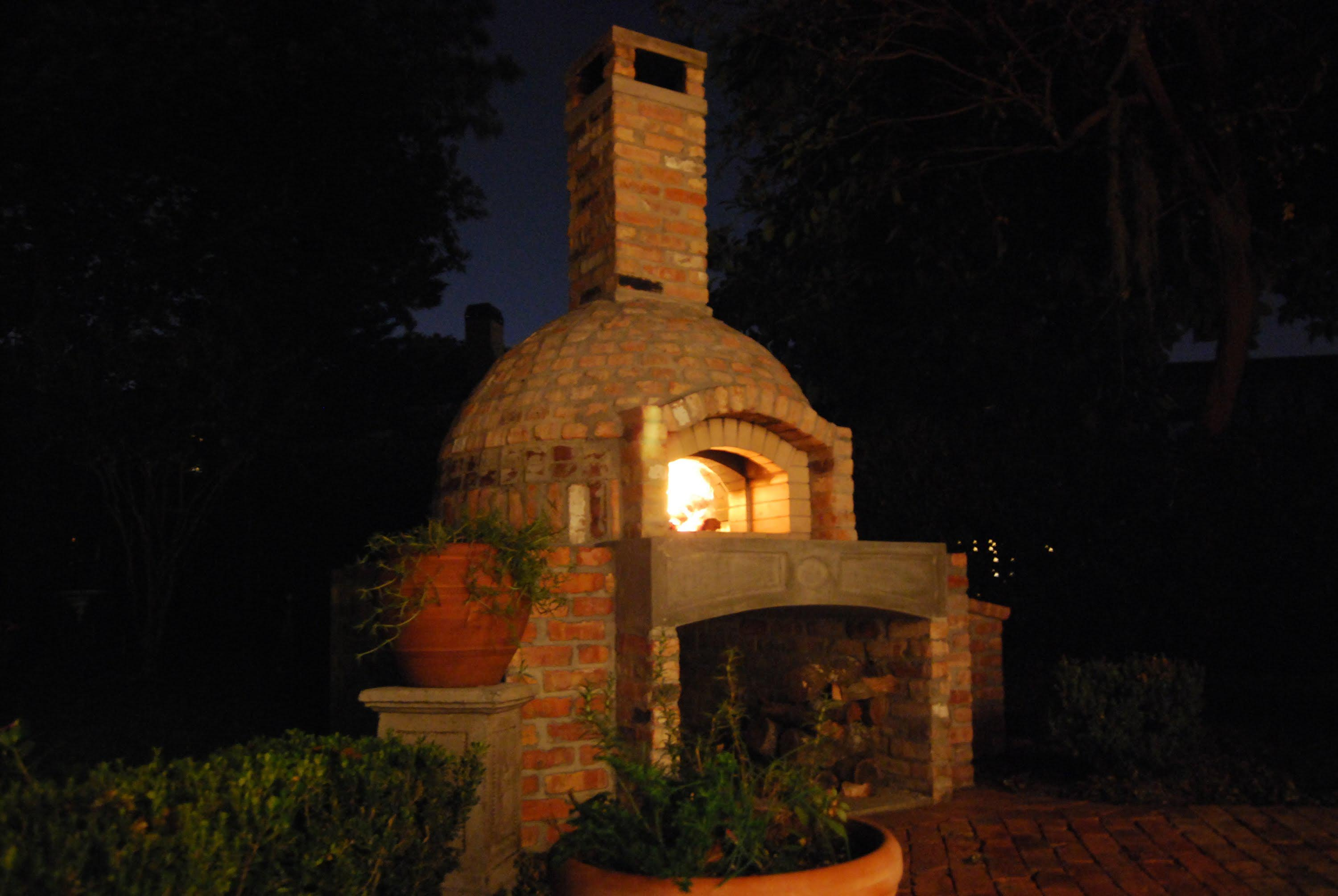 Brick Bbq Grill Smoker Plans Fire Pit Design Ideas