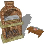 Brick BBQ Plans Free