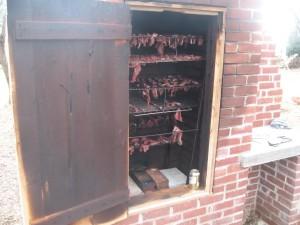 Brick BBQ Smoker Plans