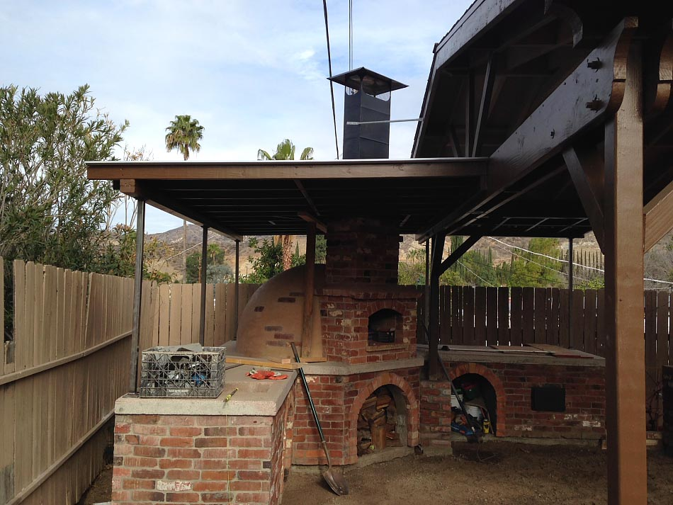 16 Photos Of The Brick BBQ Smoker Outstanding Ideas