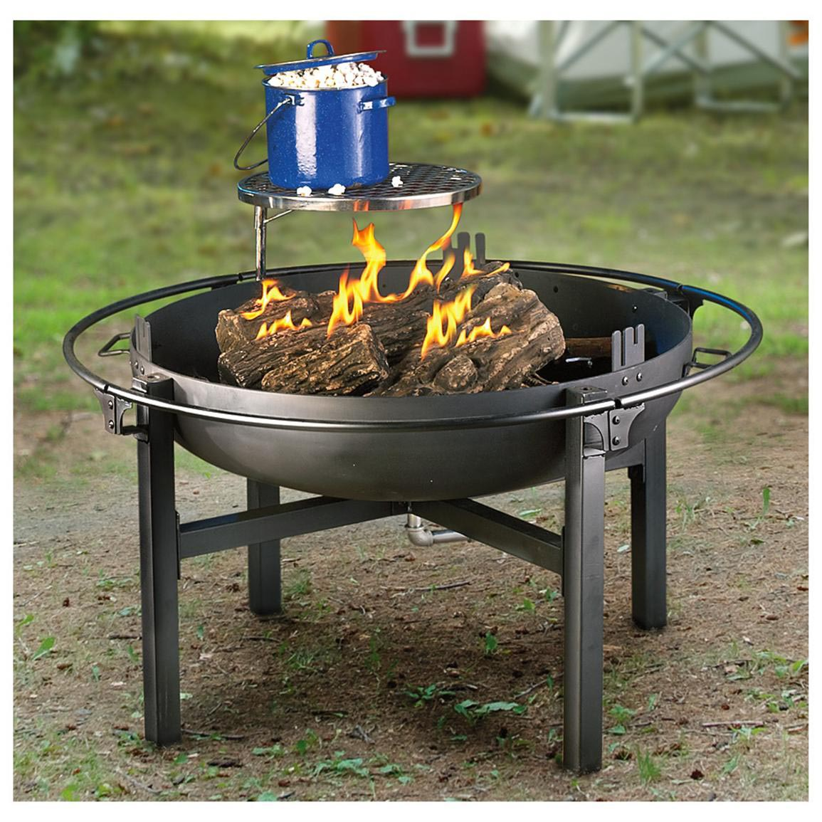Dallas cowboys fire pit