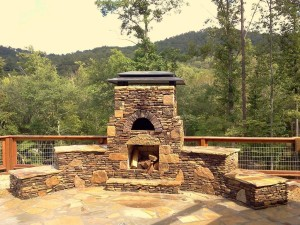 Build a Brick Smoker BBQ Pit