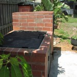 Build Your Own Brick BBQ Smoker