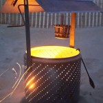 Burn Barrel Fire Pit