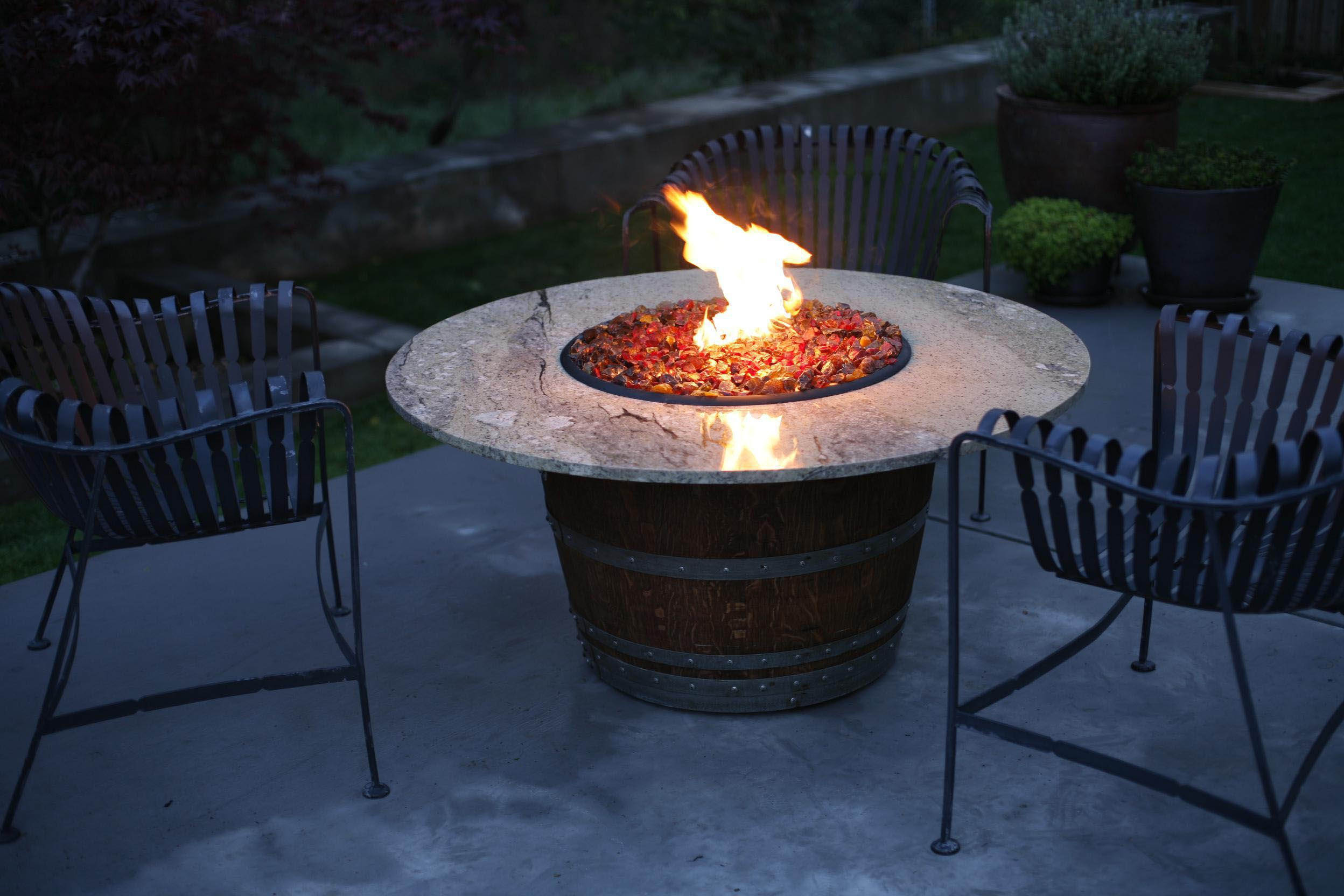 Can You Use a Propane Fire Pit Indoors