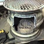 Car Rim Fire Pit