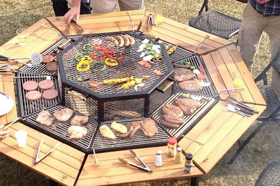 Cast Stone Fire Pit Bunnings
