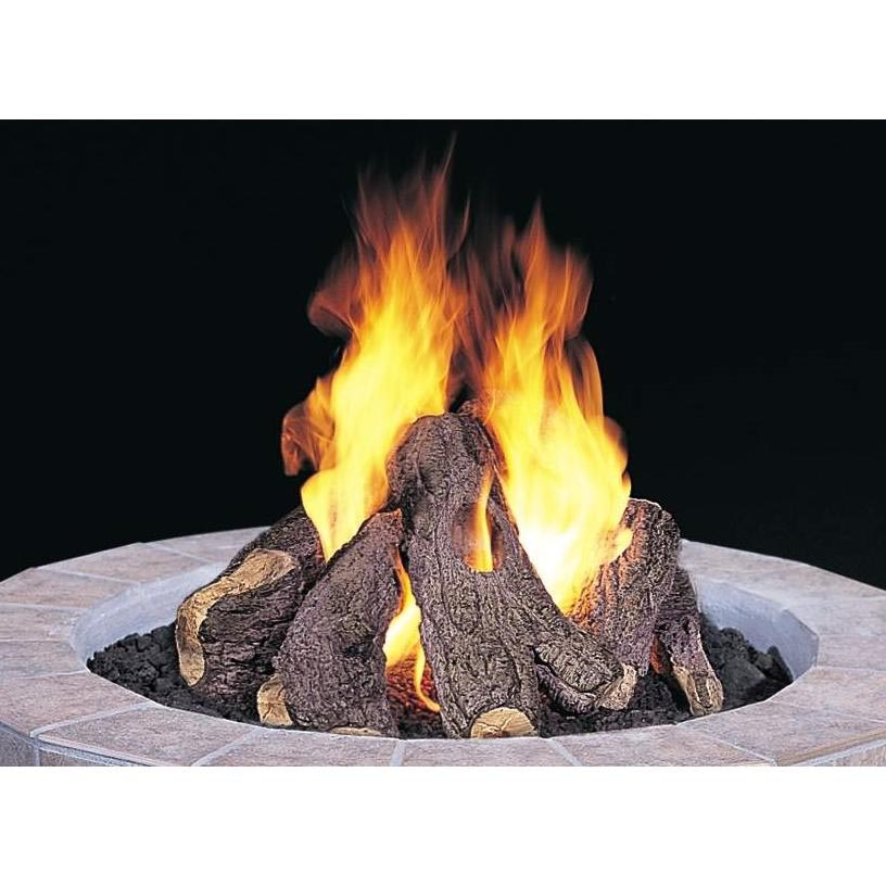 Ceramic Logs for Gas Fire Pit