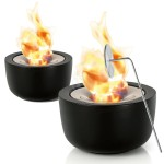 Ceramic Outdoor Fire Pits