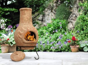 Chimera Fire Pit Clay