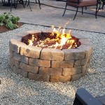 fireproof blocks for fire pit fire pit design ideas