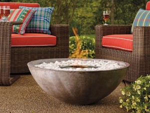 Clay Bowl Fire Pit
