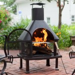 Clay Outdoor Fire Pit