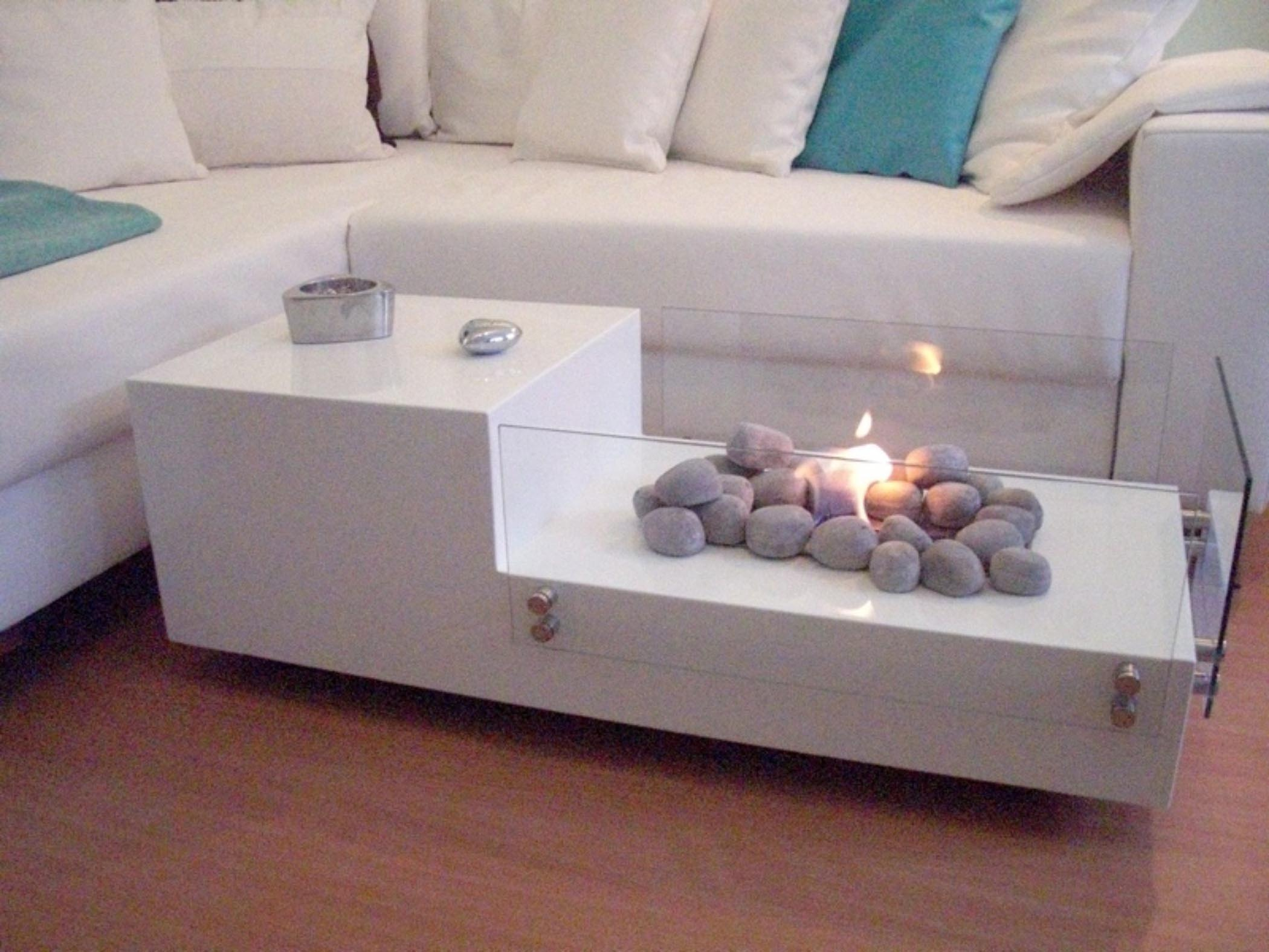 Coffee Table Fire Pit Indoor Fire Pit Design Ideas