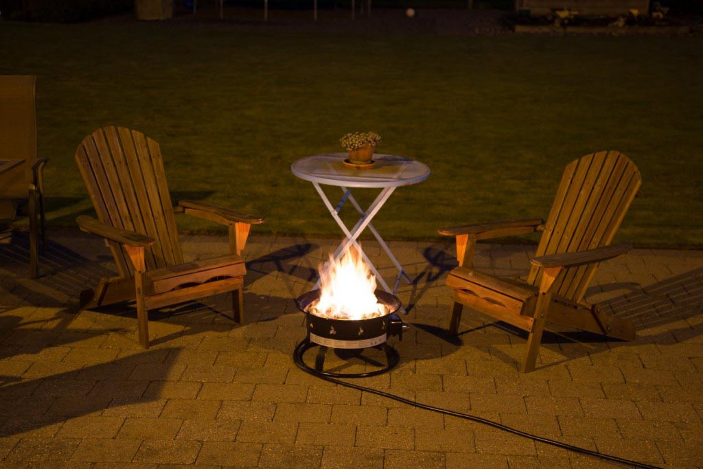 Coleman Fire Pit : Coleman fire pit cover design ideas
