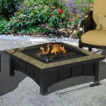 Coleman Patio Fire Pit