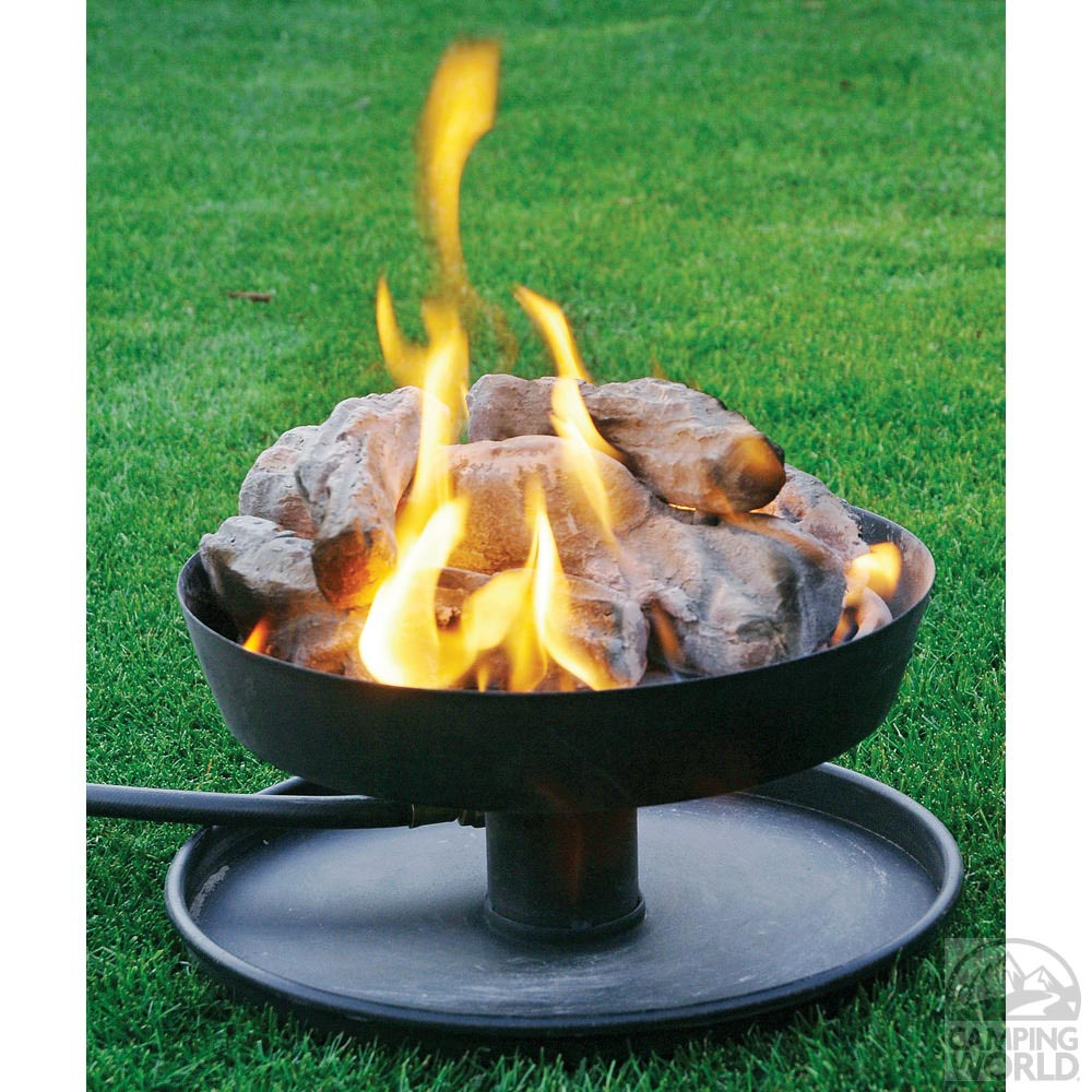 The Campfire In A Can Portable Fire Pit Ask Home Design