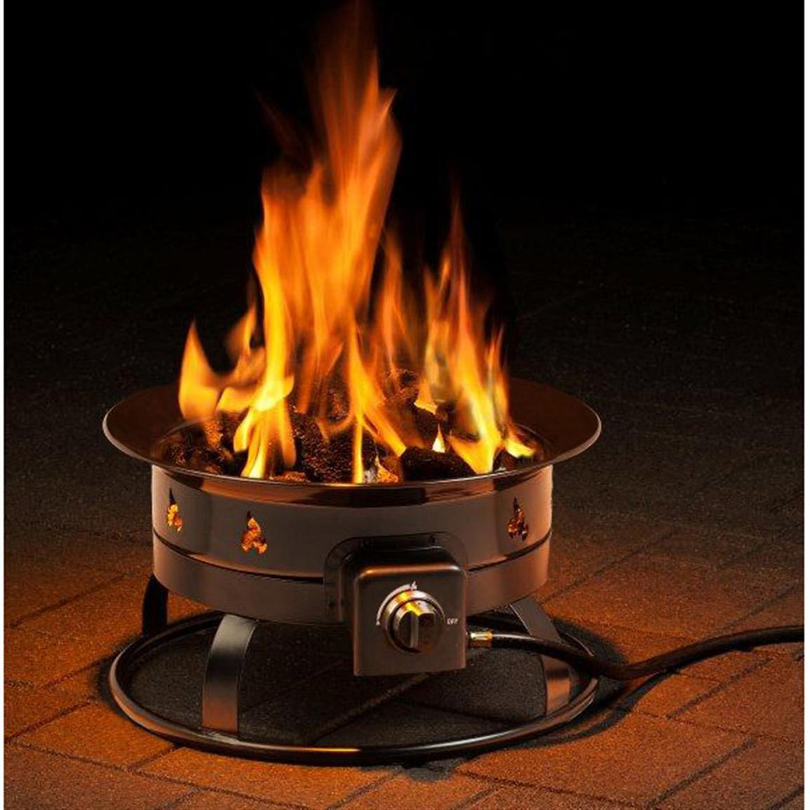 Coleman Fire Pit : Arrange your elegant decoration with a coleman fire pit
