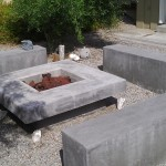 Concrete Fire Pit Plans