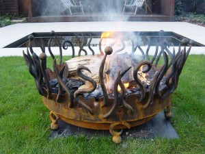 Cool Fire Pit Accessories