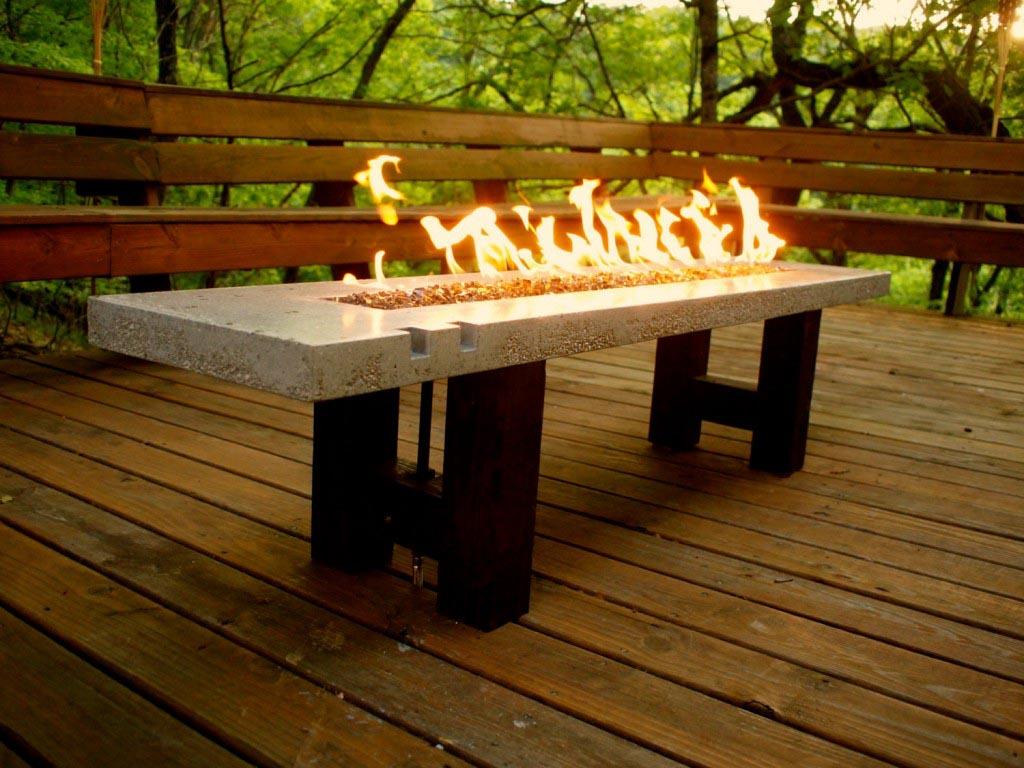 Cool Fire Pit Tables