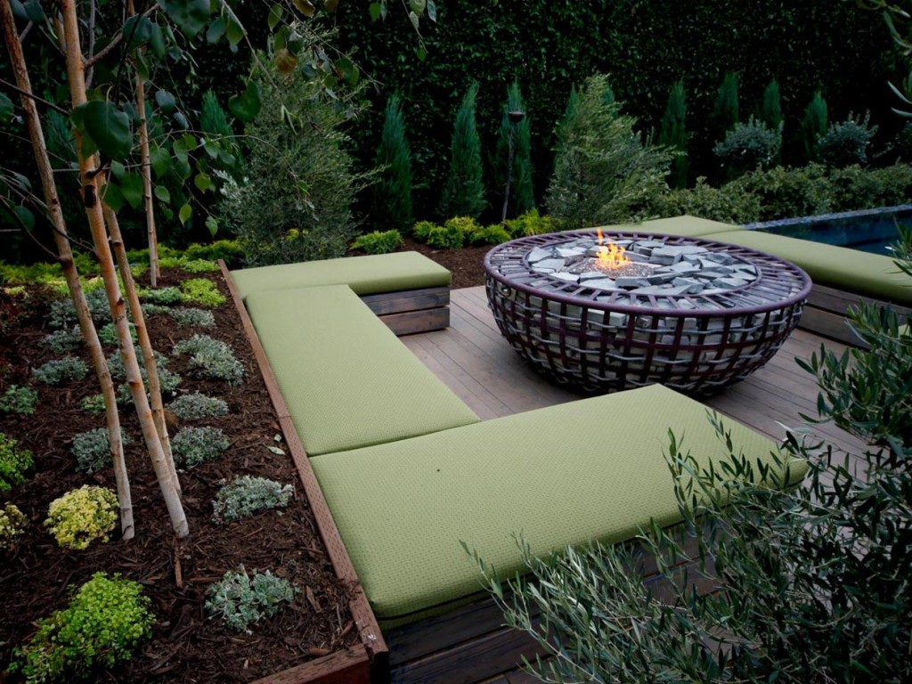 Cool Fire Pits Photos