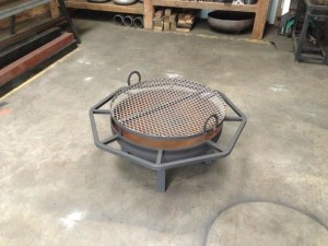 Cowboy Cookers Fire Pits