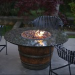 Crate and Barrel Fire Pit