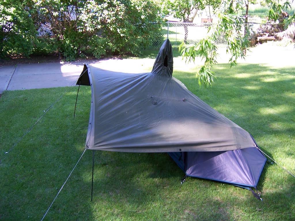 Dakota Fire Pit Tent