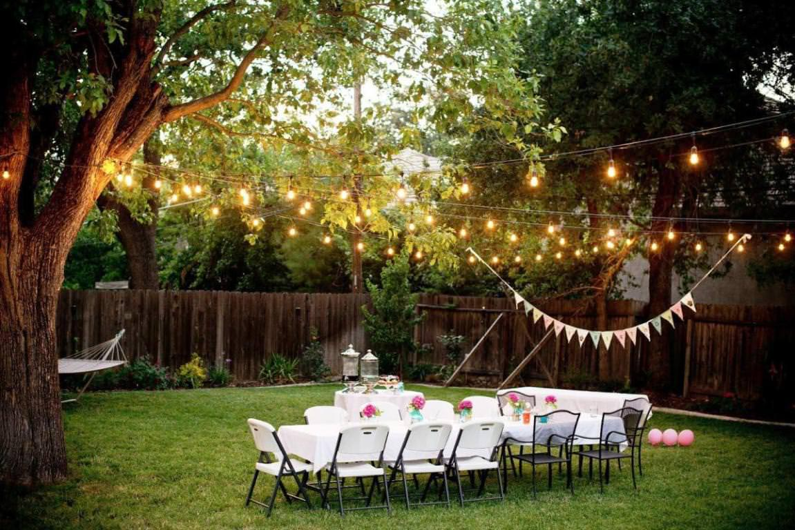 Decorating Ideas for a BBQ Party