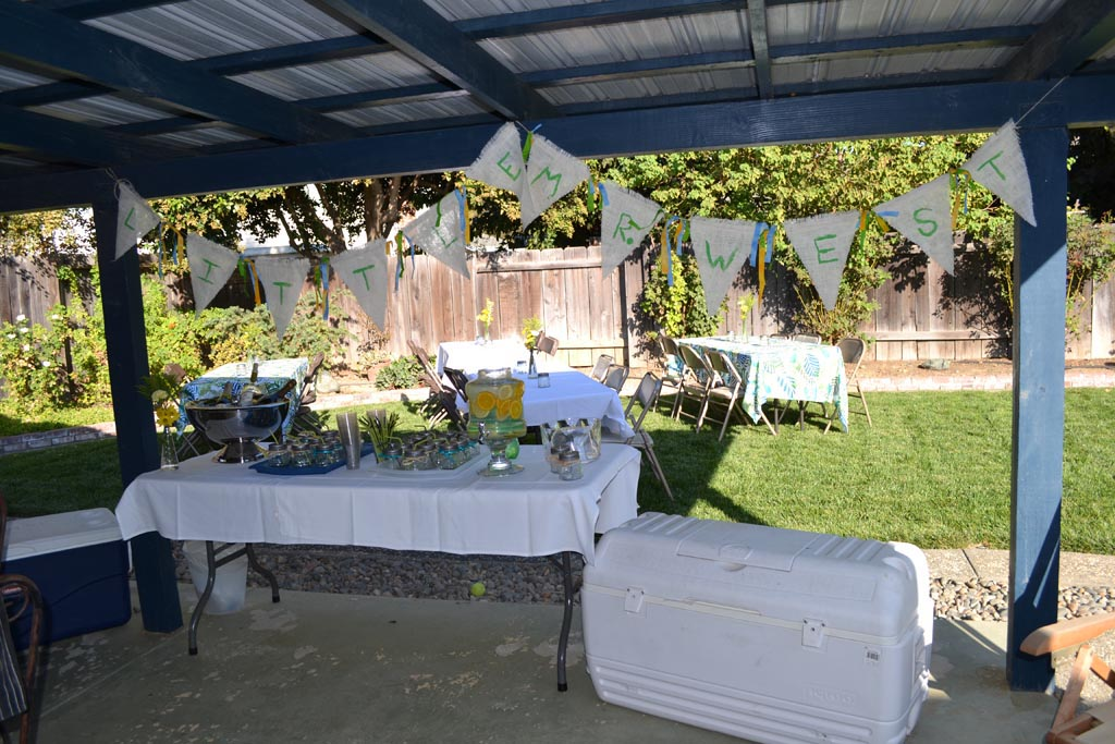 Decorating Ideas for BBQ Parties