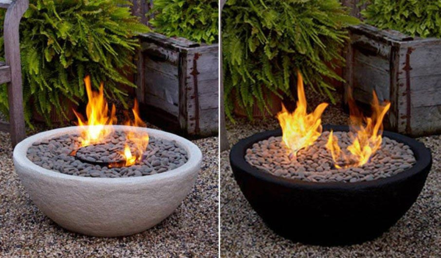 DIY Barrel Fire Pit