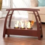 DIY Indoor Fire Pit