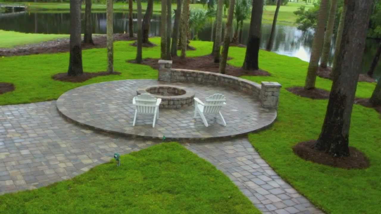 Diy paver fire pit fire pit design ideas - Paver designs for backyard ...