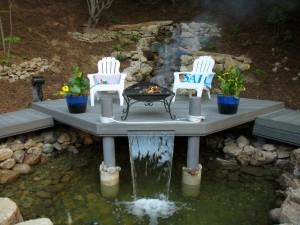 DIY Sunken Fire Pit