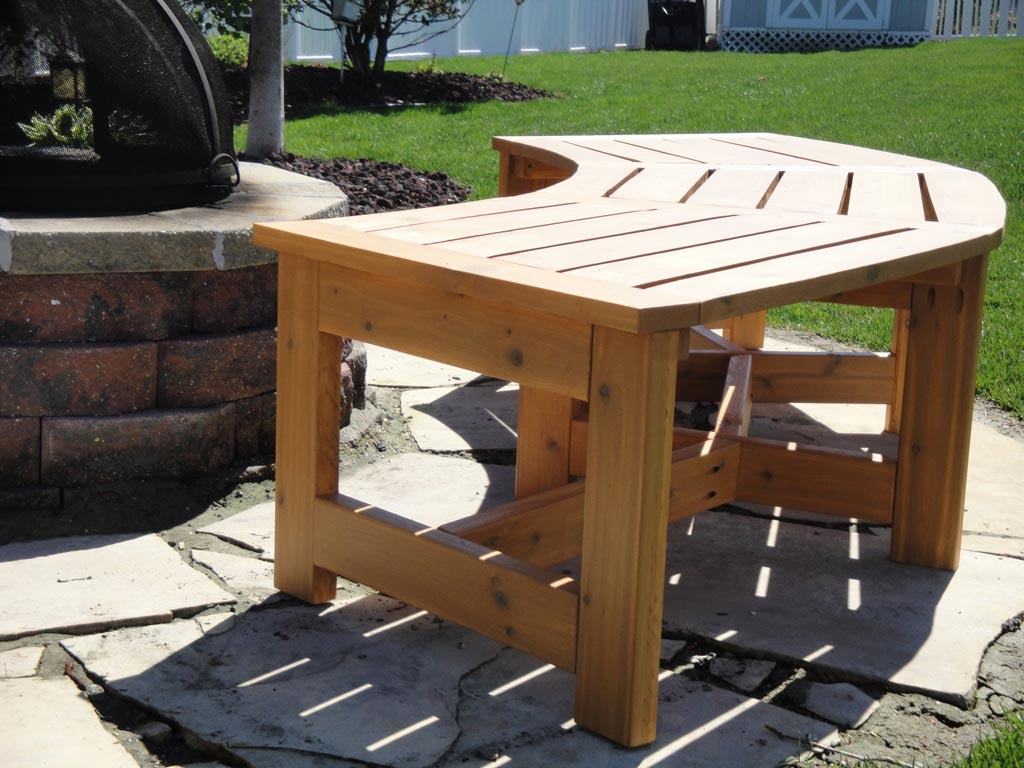 Fire Pit Bench Plans Fire Pit Design Ideas