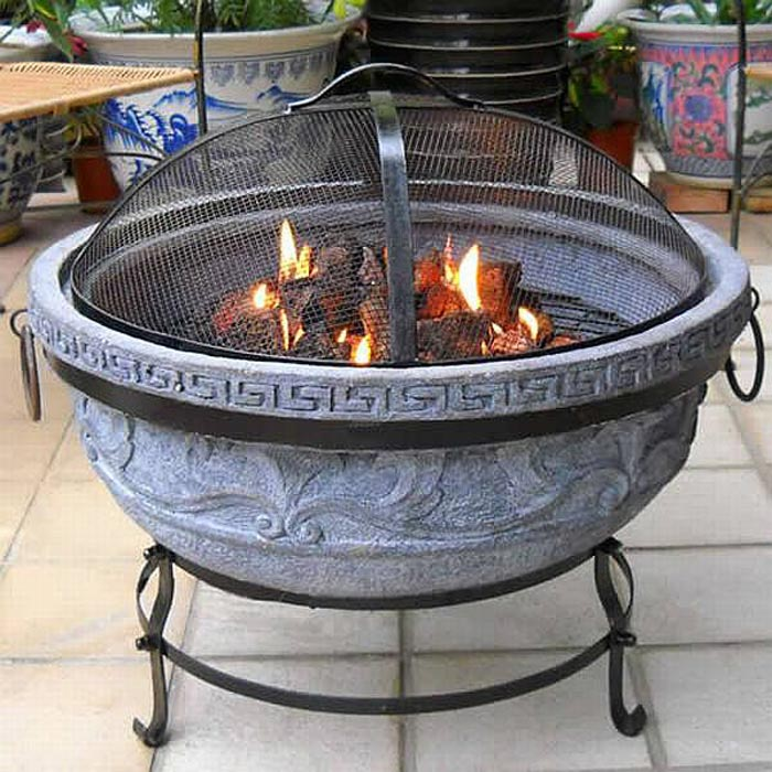 fire pit bowl bunnings - Fire Pit Bowl