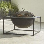 Fire Pit Crate and Barrel