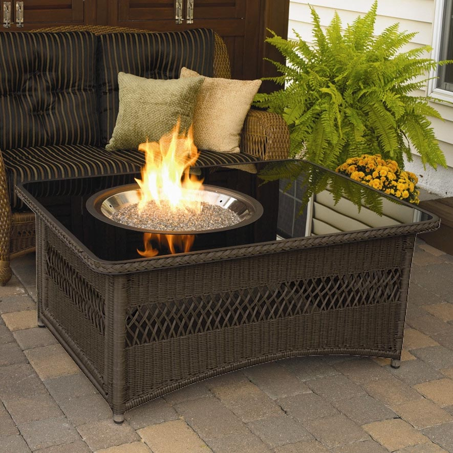 Fire Pit Deck Protector Pad