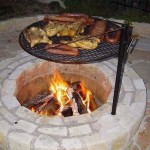 Fire Pit Grill Grate