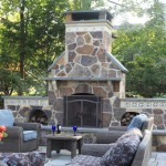 Fire Pit Ideas with Swings