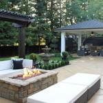 Fire Pit Modern Design