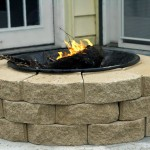 Fire Pit Pavers Ideas