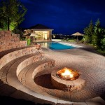 Fire Pit Pavers Kit