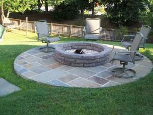 Fire Pit Plans Stone
