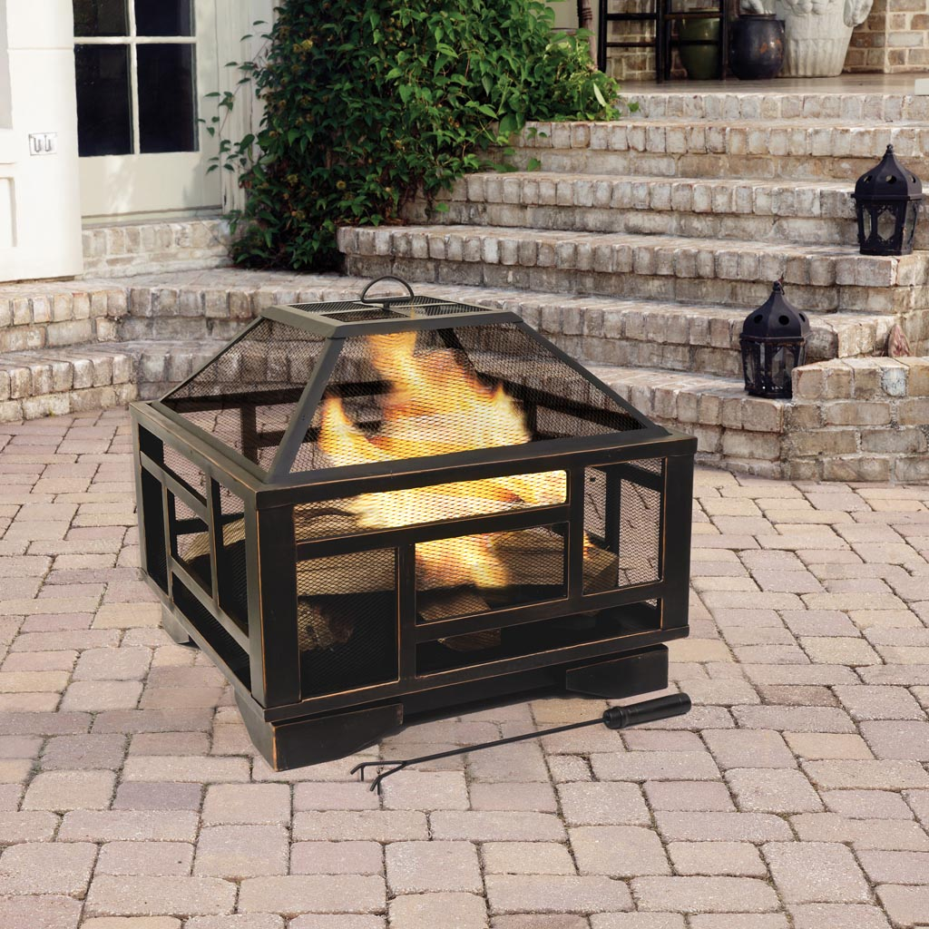 Fire Pit Protective Pad
