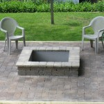 Fire Pit Square Insert